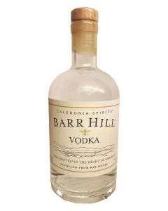 Barr Hill Vodka Vermont