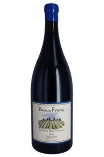 "Beaux Freres Pinot Noir ""Beaux Freres Vnyd""  (Willamette Valley) 3 2016 Double Magnum"