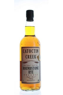 Catoctin Creek Roundstone Rye 80pf (Virginia)