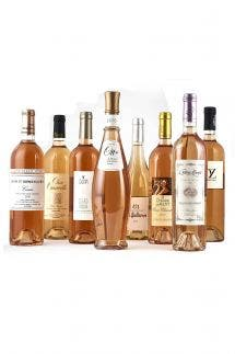 The Hamptons Rose Sampler 6 bottle