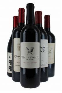 The Insiders California Red Wine 6 Bottle Sampler