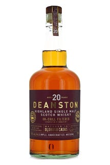 Deanston Single Malt 20yr Oloroso Cask Finish (Highland)