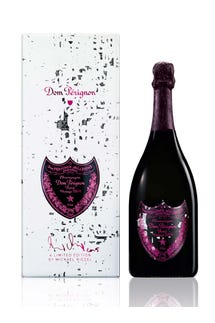 Dom Perignon Rose Limited Edition by Michael Riedel 2004