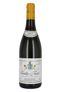Domaine Leflaive Pouilly Fuisse 2017