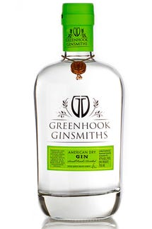 Greenhook Ginsmiths American Dry Gin 94 pf.