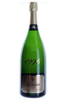 Lanson Vintage Collection Brut 1996 Magnum