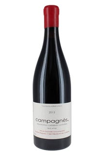 "Maxime Magnon Corbieres Rouge ""Campagnes"" 2013"