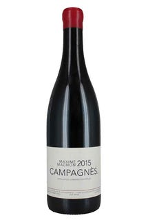 "Maxime Magnon Corbieres Rouge ""Campagnes"" 2015"