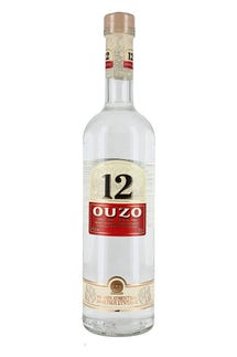 Ouzo 12 Ouzo 80pf (Greece)
