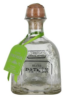 Patron Silver (Blanco) Tequila