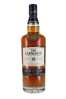 The Glenlivet 18 Yr. Single Malt (Speyside)