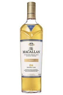 The Macallan 10 Yr. Double Cask Gold