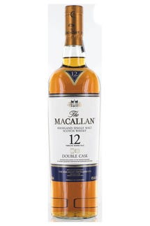 The Macallan 12 Yr. Double Cask (Speyside)