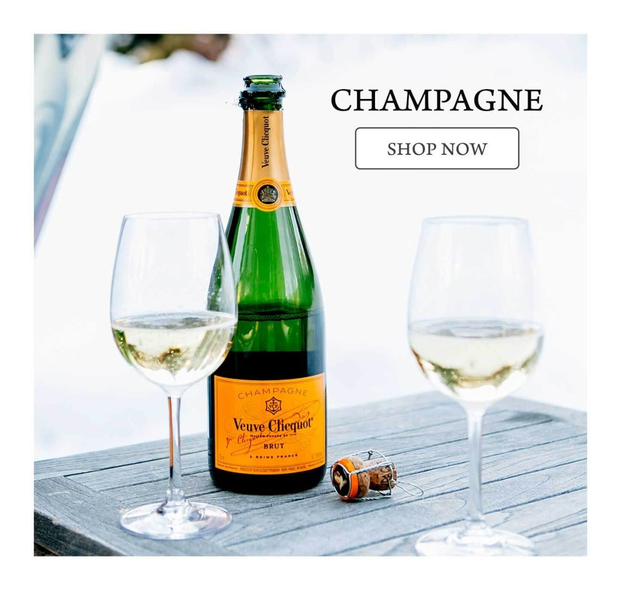 Champagne For The Holidays